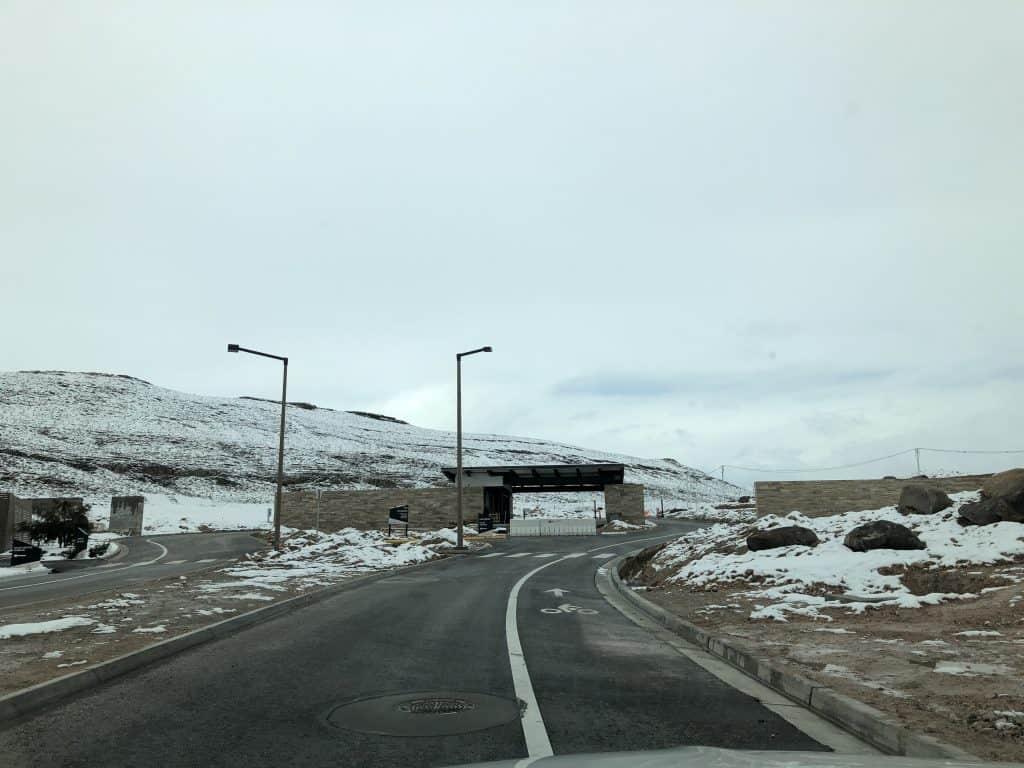 Summerlin Las Vegas Mesa Ridge Guard House