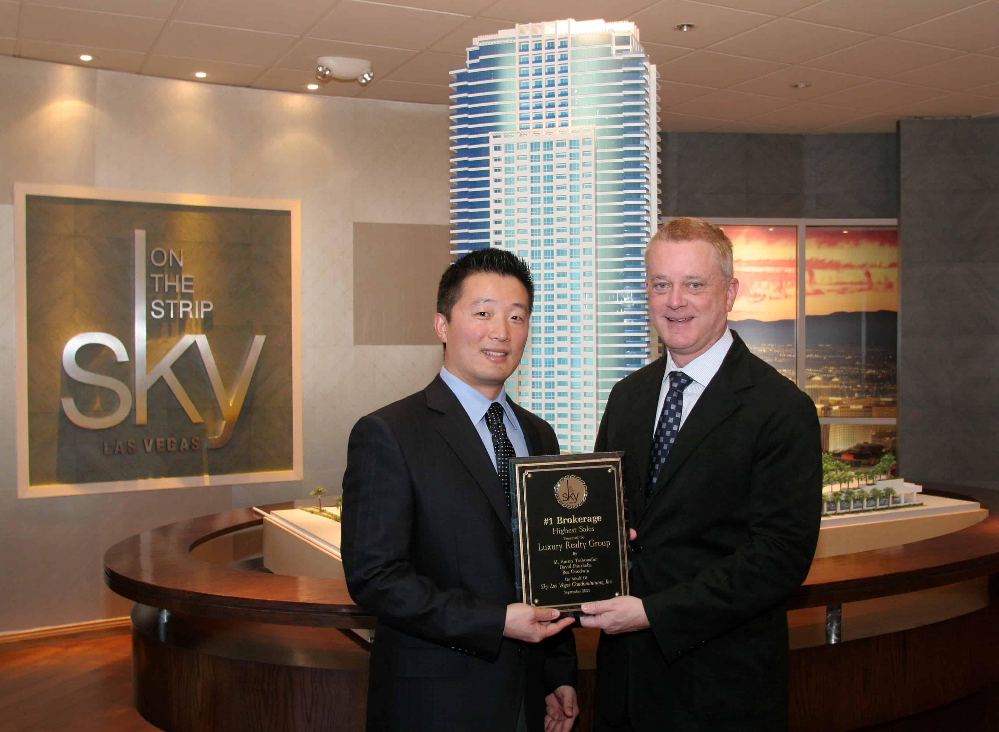 Award Brokerage #1